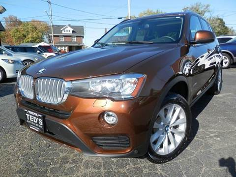2017 BMW X3 for sale in Louisville, OH