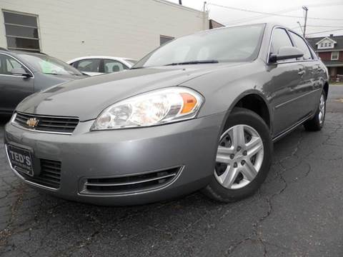 2006 Chevrolet Impala for sale in Louisville, OH