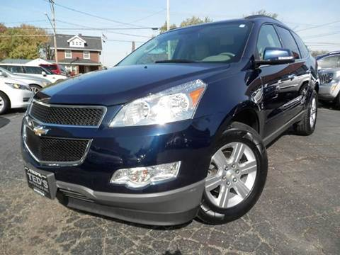 2012 Chevrolet Traverse for sale in Louisville, OH