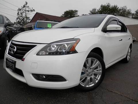 2014 Nissan Sentra for sale in Louisville, OH