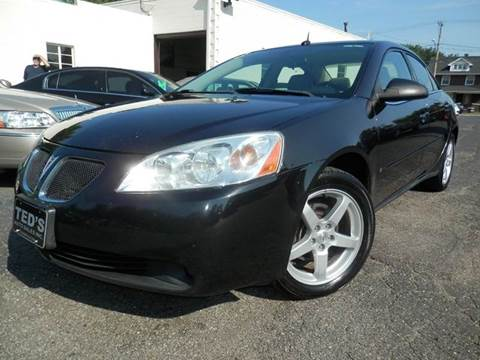 2008 Pontiac G6 for sale in Louisville, OH