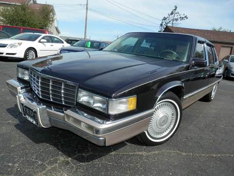 1992 Cadillac Fleetwood for sale in Louisville, OH