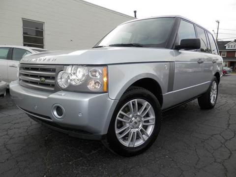 2009 Land Rover Range Rover for sale in Louisville, OH