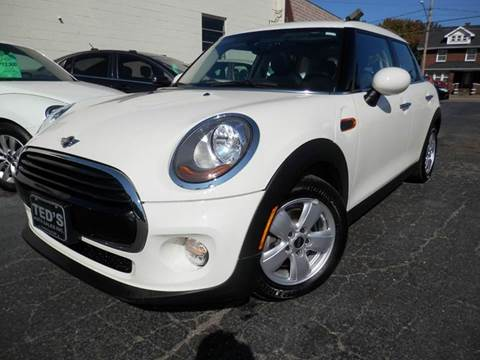 2016 MINI Hardtop 4 Door for sale in Louisville, OH