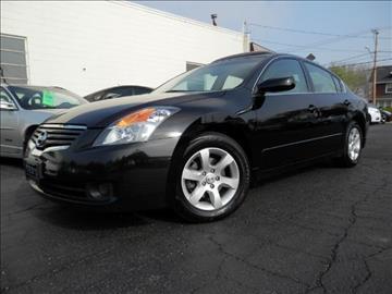 2009 Nissan Altima For Sale Ohio Carsforsale Com