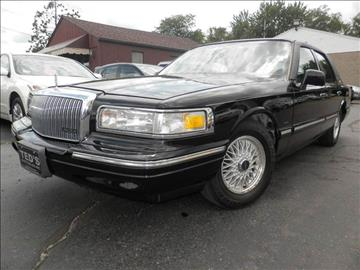 1995 Lincoln Town Car for sale in Louisville, OH