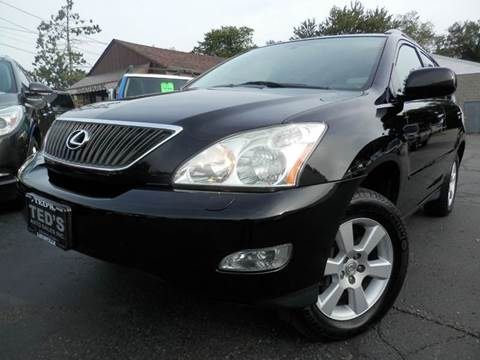 2007 Lexus RX 350 for sale in Louisville, OH