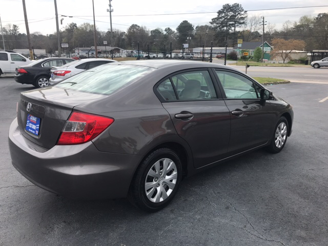 2012 honda civic lx 4dr sedan 5a in marietta ga genao auto sales contact publicscrutiny Choice Image