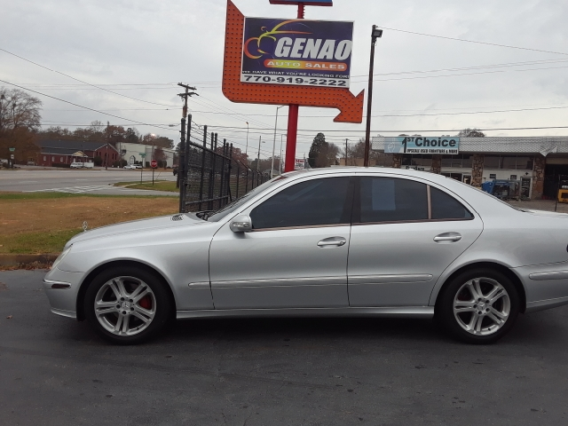 2006 Mercedes Benz E Class For Sale In Copiague Ny