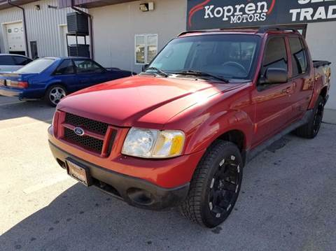 2004 Ford Explorer Sport Trac for sale in Rapid City, SD