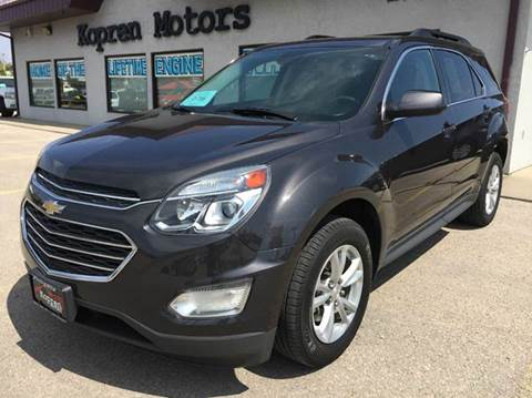 2016 Chevrolet Equinox for sale in Rapid City, SD