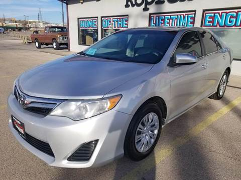 2012 Toyota Camry for sale in Rapid City, SD