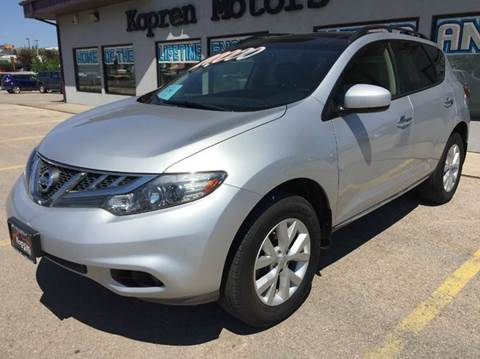 2012 Nissan Murano for sale in Rapid City, SD