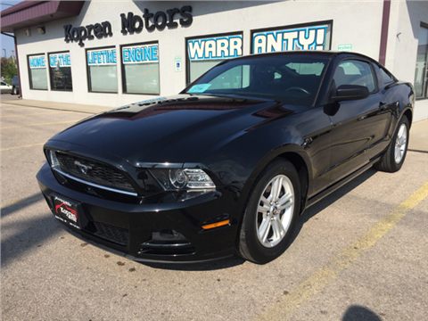 2014 Ford Mustang for sale in Rapid City SD