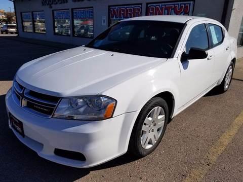 2013 Dodge Avenger for sale in Rapid City SD