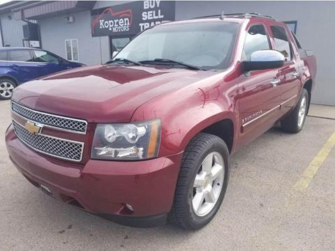 2008 Chevrolet Avalanche for sale in Rapid City SD