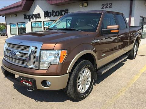 2012 Ford F-150 for sale in Rapid City SD
