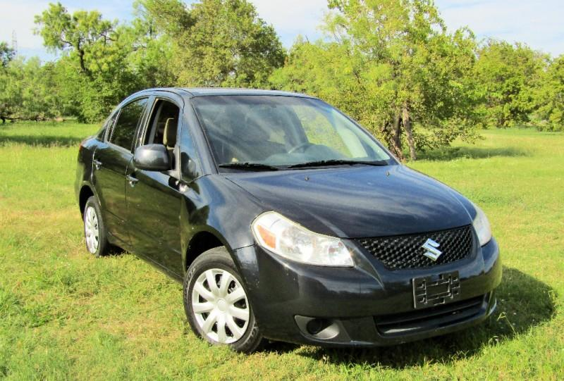 suzuki sx4 for sale in texas. Black Bedroom Furniture Sets. Home Design Ideas