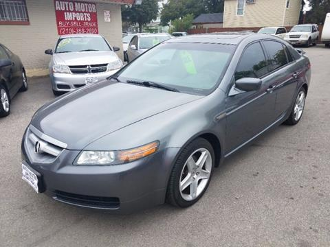 2005 Acura TL for sale in San Antonio, TX