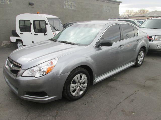 2011 Subaru Legacy