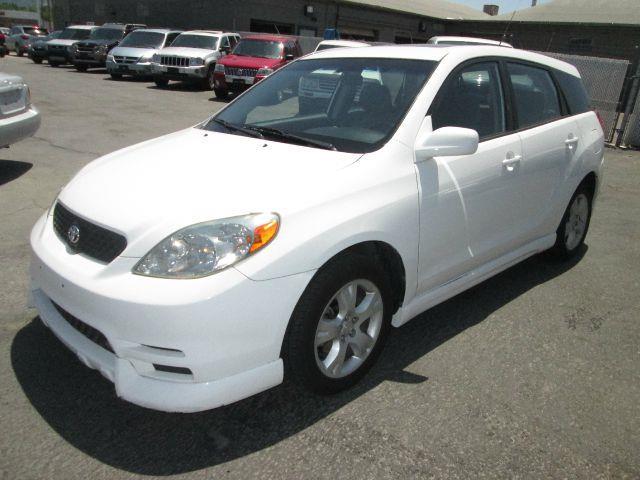 2003 Toyota Matrix