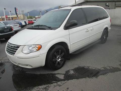 2007 Chrysler Town and Country for sale in Murray, UT