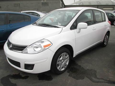 2011 Nissan Versa for sale in Murray, UT