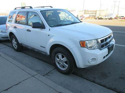 2008 ford escape hybrid for sale in murray ut. Cars Review. Best American Auto & Cars Review