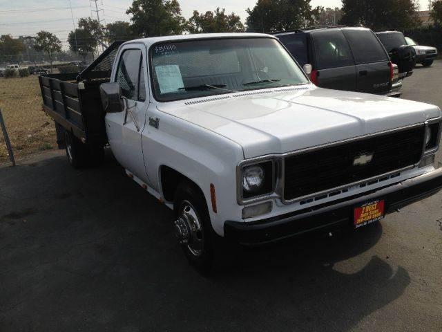 1977 Chevrolet C/K 30 Series