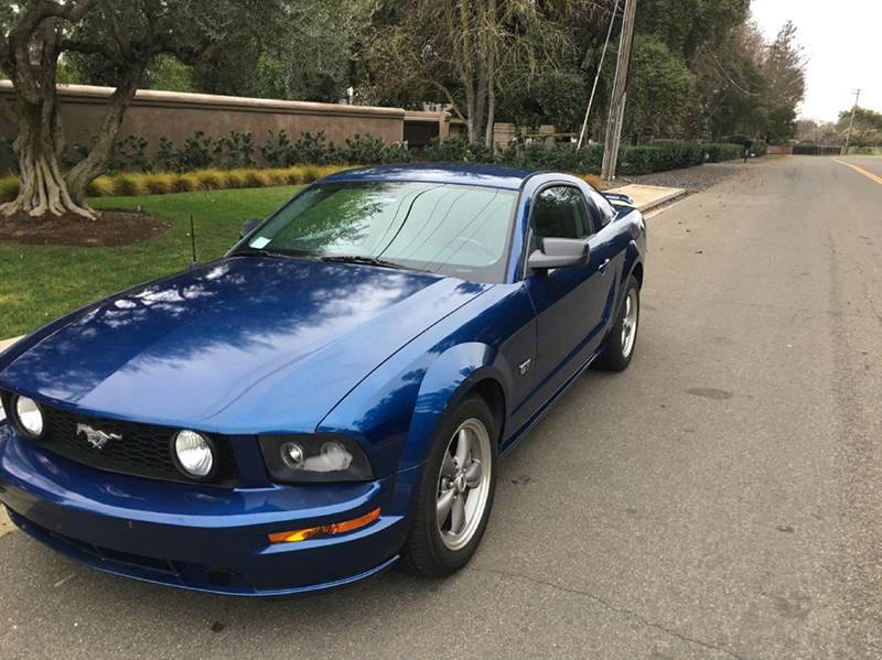 2006 Ford Mustang GT Deluxe 2dr Coupe - Oakdale CA
