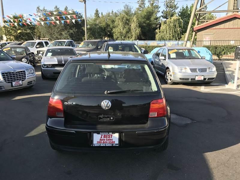 2005 Volkswagen Golf GL 4dr Hatchback - Oakdale CA