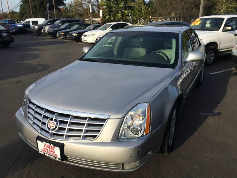 2006 Cadillac DTS Luxury III 4dr Sedan - Oakdale CA