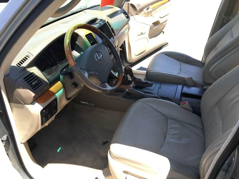 2004 Lexus GX 470 4WD 4dr SUV - Oakdale CA