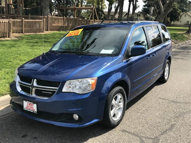 2011 Dodge Grand Caravan Crew 4dr Mini-Van - Oakdale CA
