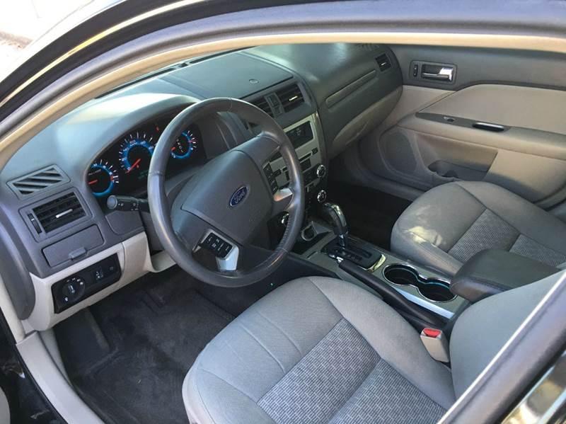 2010 Ford Fusion SEL 4dr Sedan - Oakdale CA