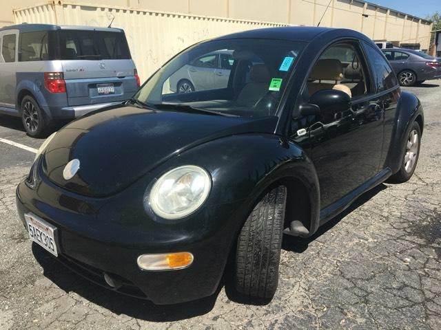 2003 Volkswagen New Beetle GLS 1.8T 2dr Turbo Hatchback - Oakdale CA