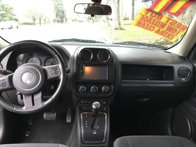 2011 Jeep Patriot 4x4 Sport 4dr SUV - Oakdale CA