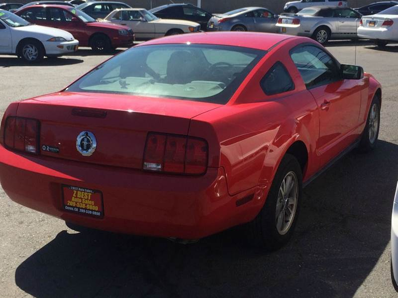 2008 Ford Mustang V6 Premium 2dr Coupe - Oakdale CA