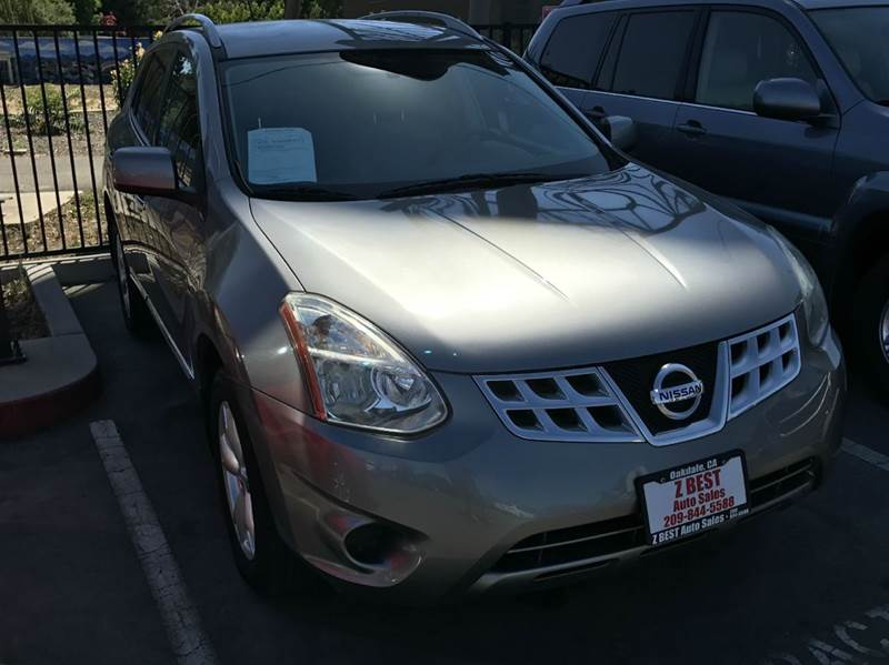 2011 Nissan Rogue SV 4dr Crossover - Oakdale CA