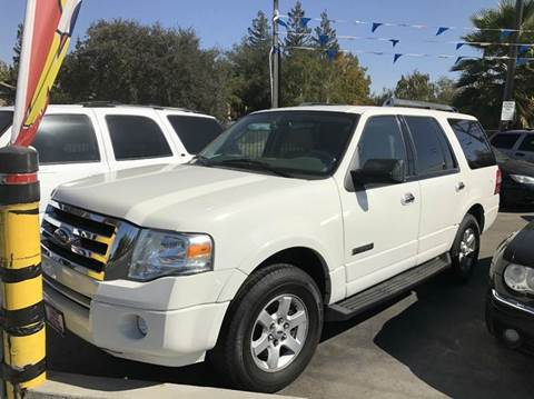2008 Ford Expedition for sale in Oakdale, CA