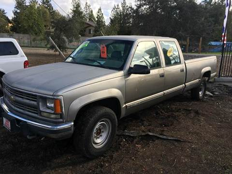 2000 Chevrolet C/K 3500 Series for sale in Oakdale, CA