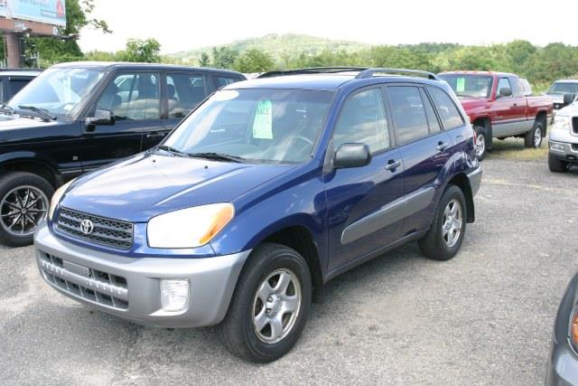2003 Toyota RAV4 for sale in Waterbury CT