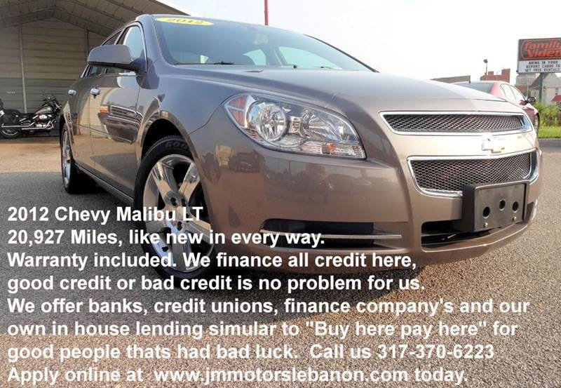 Chevrolet for sale in lebanon in for Affordable motors lebanon in