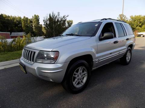 2004 Jeep Grand Cherokee For Sale  Carsforsalecom