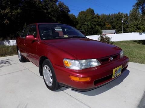 1997 Toyota Corolla for sale in Spotsylvania, VA