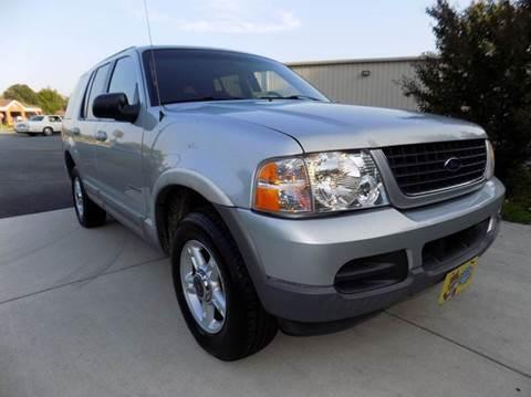 2002 Ford Explorer for sale in Spotsylvania, VA