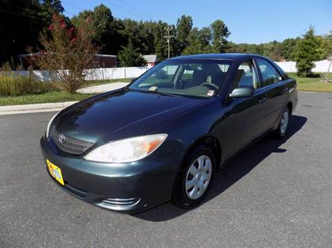 2003 Toyota Camry for sale in Spotsylvania, VA