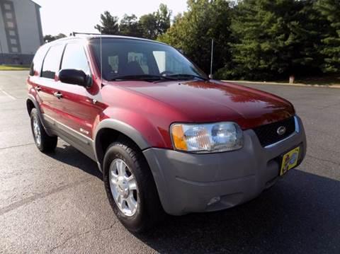 2001 Ford Escape for sale in Spotsylvania, VA