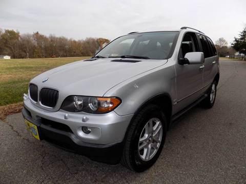 2004 BMW X5 for sale in Spotsylvania, VA