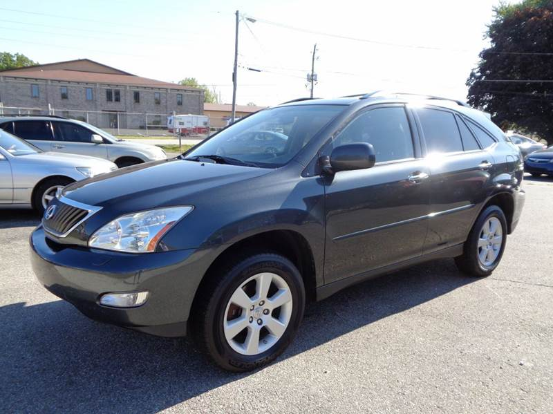 2008 Lexus RX 350 Base AWD 4dr SUV - Indianapolis IN